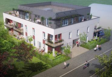 Collectif de 12 logements