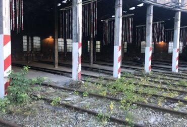 Reconstruction pour le compte de la SNCF